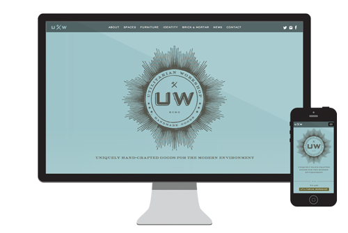 Utilitarian Workshop website